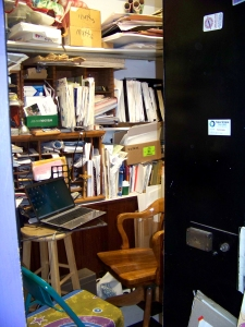 Office in the vault