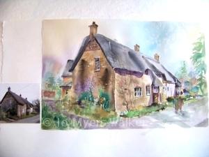English homestead