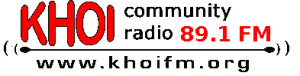 KHOI Community Radio logo