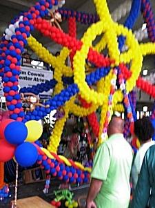 Ferris wheel by Poppin' Penelope, Iowa State Fair 2013