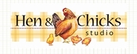 Hen and Chicks Studio logo