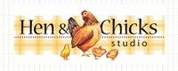 Hen and Chicks Studio logo