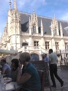 Palais de Justice, Rouen