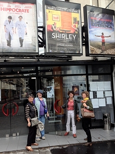 Movie theater in Rouen